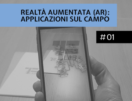 Realtà aumentata (AR): applicazioni sul campo