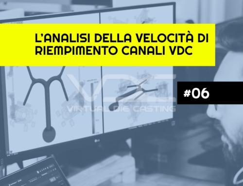 L'analisi della velocità di riempimento canali VDC